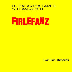 DJ Safari Sa Fare & Stefan Rusch - Cave Man (Original Mix)