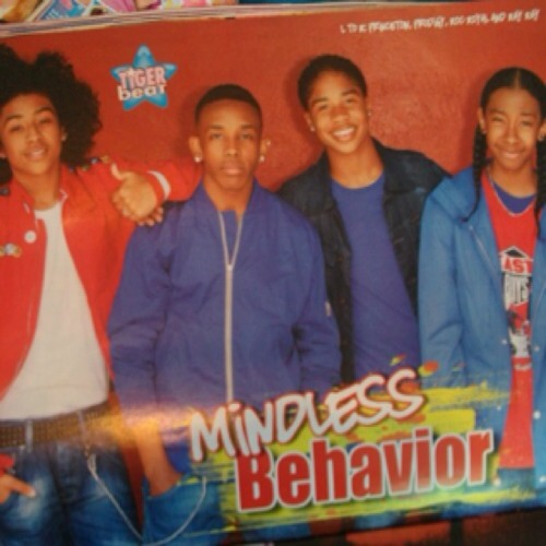 Mindless Behavior- My Girl