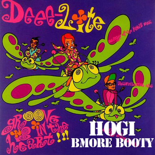 """Dee-Lite """"Groove Is In The Heart"""" - Hogi's Bmore Booty"""