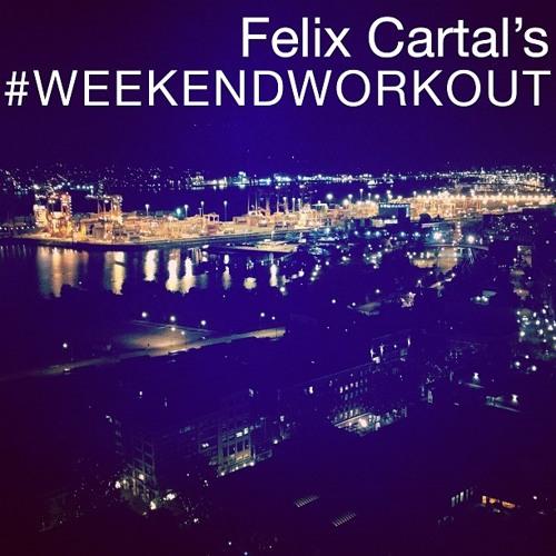Weekend Workout: Episode 025