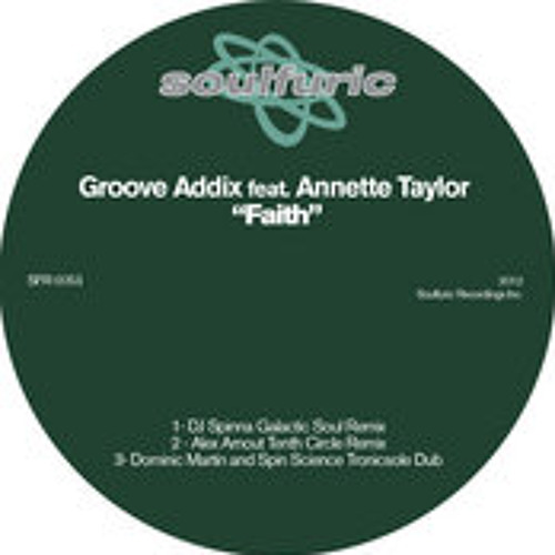 Annette Taylor - Faith (Dominic Martin and Spin Science Tronicsole Dub) [Soulfuric]