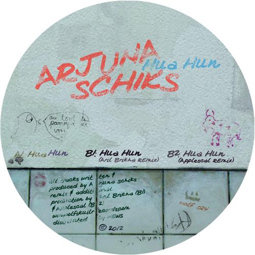 Arjuna Schiks - Hua Hun (Original - WOLF024)
