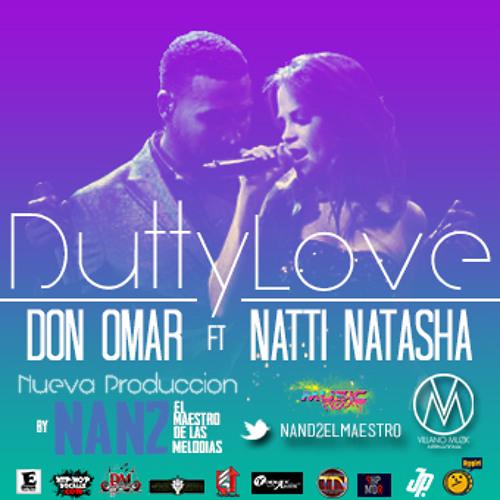Don Omar Ft Natty Natasha-Dutty Love Nueva Version Prod By Nan2 El Maestro de las Melodias