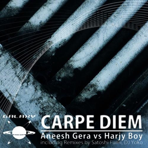 """ CARPE DIEM "" ( Original Mix ) - Aneesh Gera vs Harjy Boy | No9 on Audiojelly's world top 100 tech house chart"