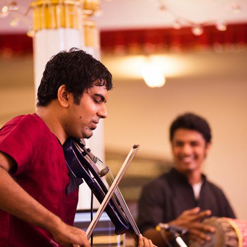 Carnatic fusion music- Manavyalakim by Karthick Iyer Live