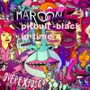 Maroon 5 vs pitbull ( payphone and black in time deejay lanz )