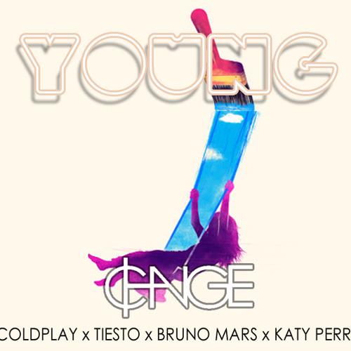 """Young"" (Coldplay x Tiesto x Bruno Mars x Katy Perry)"