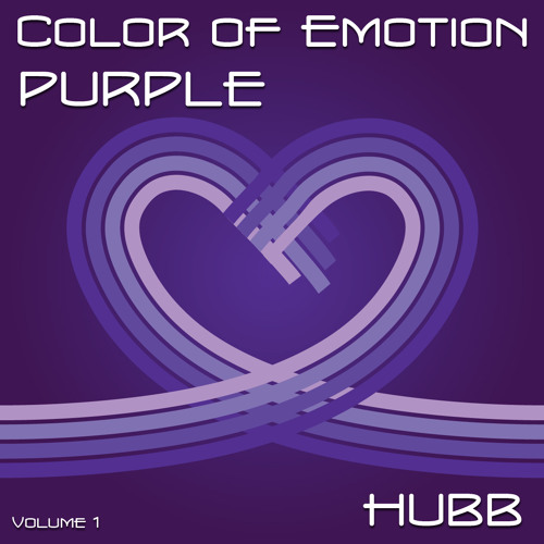 Hubb - Color of Emotion - Purple
