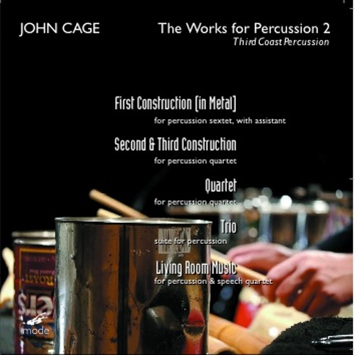 First Construction (in metal) (excerpt) by John Cage