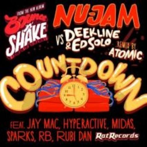 Nu Jam vs Deekline & Ed Solo - Countdown (Bam Bam Sound Remix)