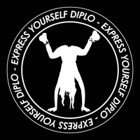 Diplo Express Yourself (Gent & Jawns Remix) Artwork