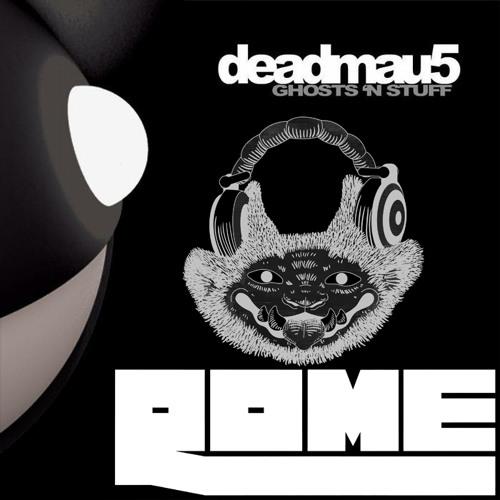 Deadmau5 - Ghosts 'n Stuff (Rome's Remix)