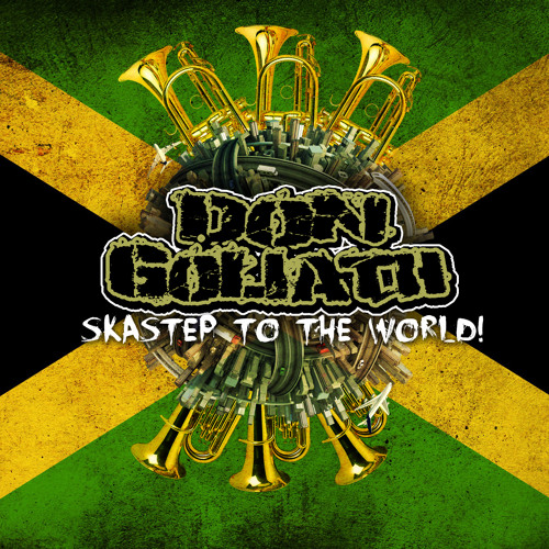Don Goliath - Cease The War ft Fantan Mojah (Skymonster Remix)