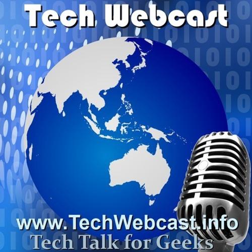 Techwebcast update