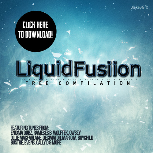 Madza - Danbo In Rain (Wolftek Remix) [Free Download] [Out on LiquidFusiion Compilation]