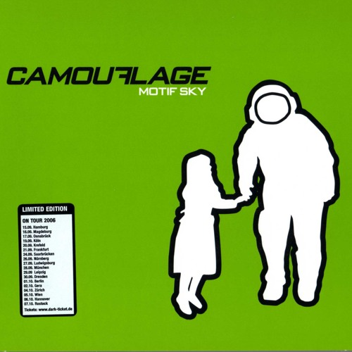 Camouflage -Motif Sky [Extended]