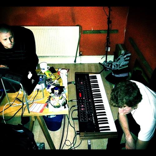 An Improvisation feat Carl Hudson on keys (Demo)