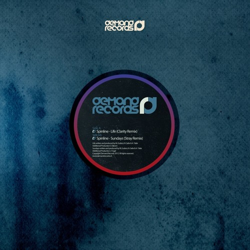 Spinline - Life (Clarity Remix) - Demand Records