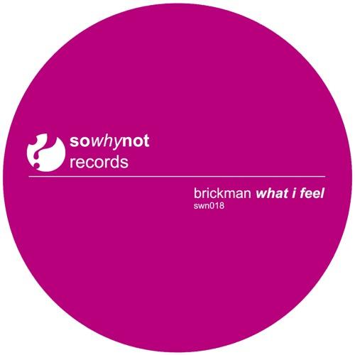 Brickman - What I Feel (Version 2)