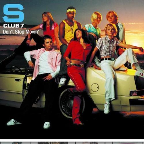 S Club 7  -  Don't Stop Movin' (S!D Remix)