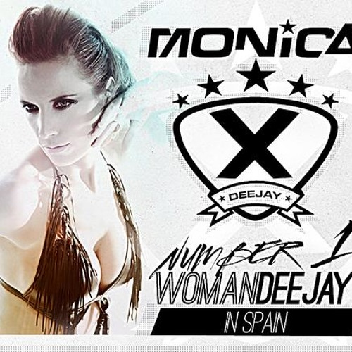 MONICA X LIVE SET @ JULY 2012