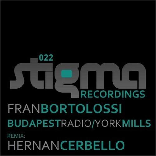 Fran Bortolossi - York Mills (Original Mix) STIGMA022