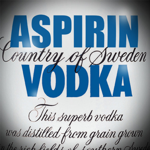Aspirin & Vodka - Superheroe (Original Mix) [CLIP]