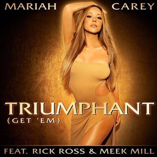 Mariah Carey - Triumphant (Laidback Luke Dub Mix) (Snip)