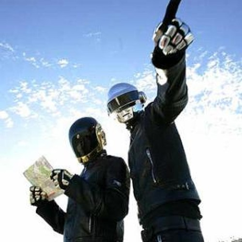 Daft Punk - Aura Rock (BurnerMan54 Remix)