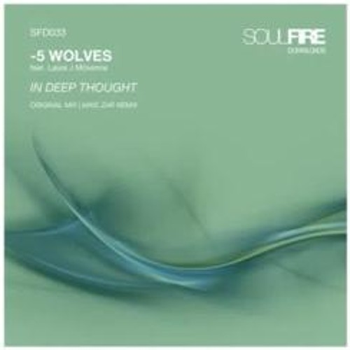 5 Wolves - In Deep Thought (Mike Zar Remix) (Soulfire Records 2012)