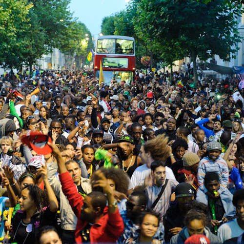 Notting Hill Carnival Warmup 18Aug12