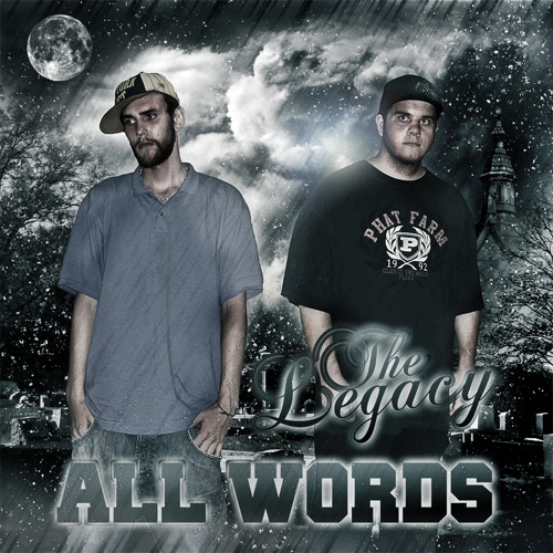 All Words - The Legacy album snippets (FREE ALBUM)