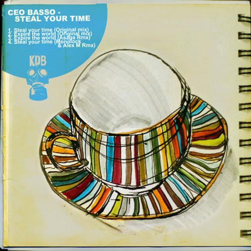 Ceo Basso - Expire the world (Original mix) KDB RECORDS