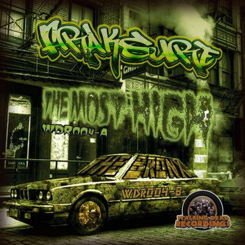Fraksure - The Bronx ( WDR004-B October 15th 2012 )