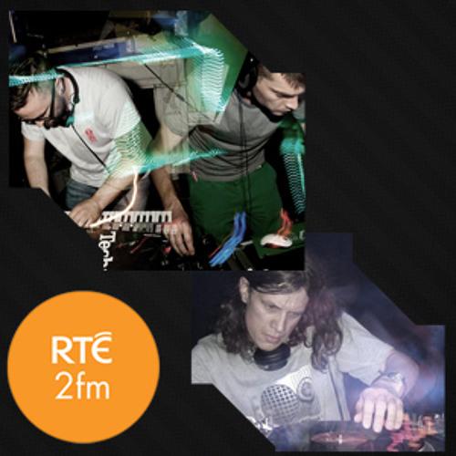 RTE 2FM (19/8/12) ft. Lakker interview + Defekt dj set