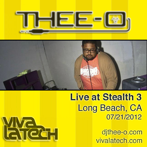 Thee-O - Live at Stealth 3 (07/21/12)