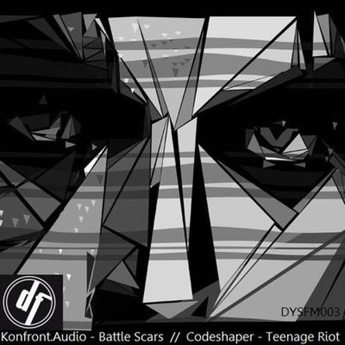 Konfront.Audio : Battle Scars (Dysfunk Music)