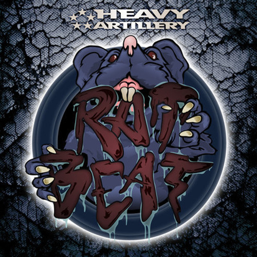 Ratbeat - Give Up (Dual Shock Remix, Clip) [Heavy Artillery]