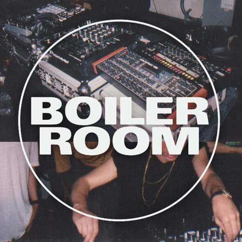 Boiler Room, july 24th (Live hardware set)