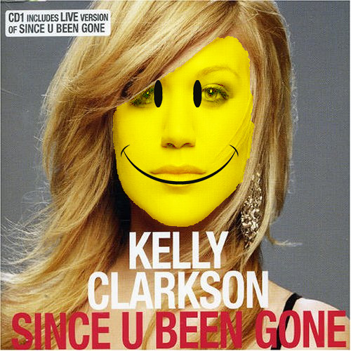 KELLY CLARKSON - SINCE U BEEN GONE (τr∞τʜ SINCE U BEEN RAVIN RMX)