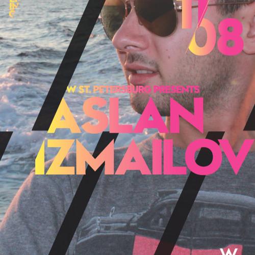 DJ Izmaylov (svinbohema) @ W Hotel St.Petersburg part 1