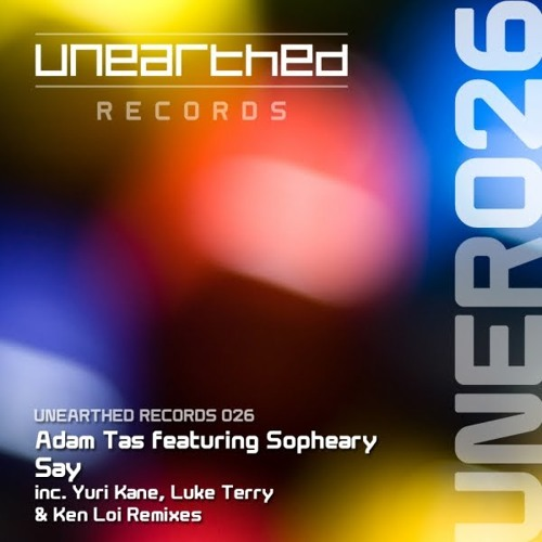 Adam Tas featuring Sopheary - Say (Luke Terry Remix)