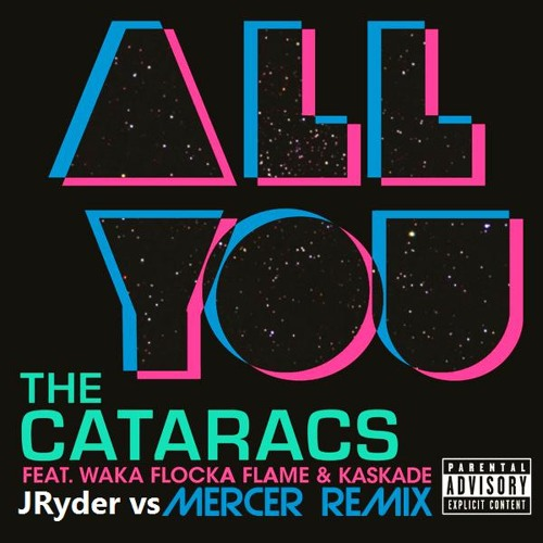 All You (JRyder vs. Mercer Remix) - The Cataracs ft. Kaskade & Waka Flocka