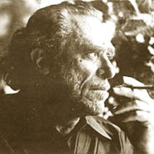 'No Leaders, Please,' a poem by Charles Bukowski, read by RM.