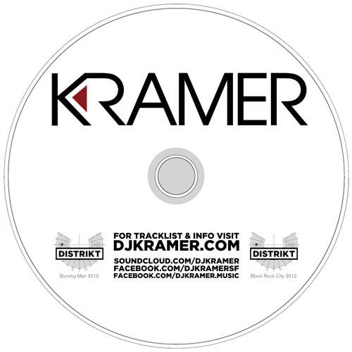 DJ Kramer - Burning Man 2012 [Studio Mix]