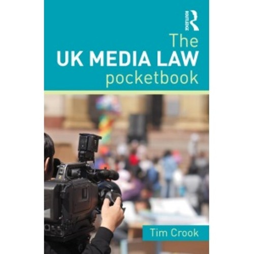 Podcast2.11 UK Media Law Pocketbook  Use notes/scripts for live broadcasts