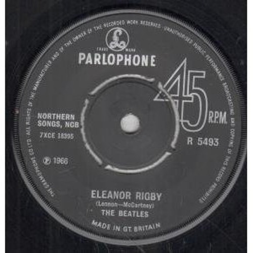 The Beatles - Eleanor Rigby (Geek Boy Edit) feat. FeralisKinky FREE DL!