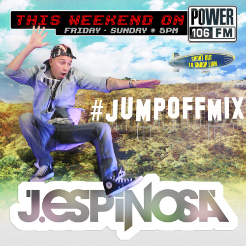 J. ESPINOSA - JUMP OFF MIX PART 2