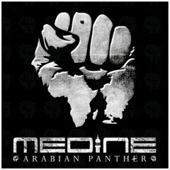 Medine Feat Nneka ~ A l'ombre du Male