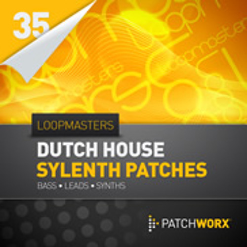 Loopmasters Present Dutch House Sylenth Synths